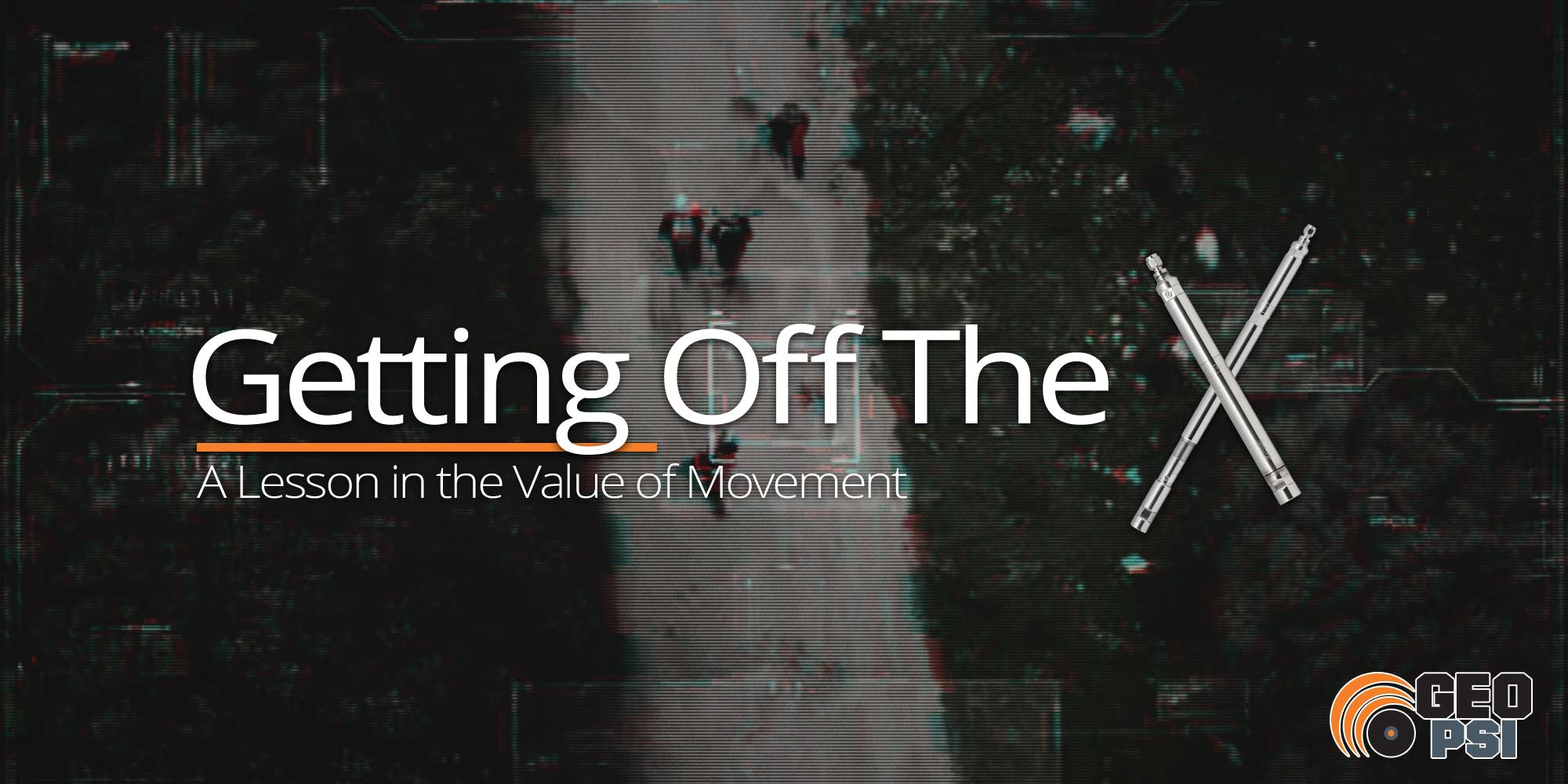 """""""Getting Off The X"""": A Lesson in the Value of Movement"""