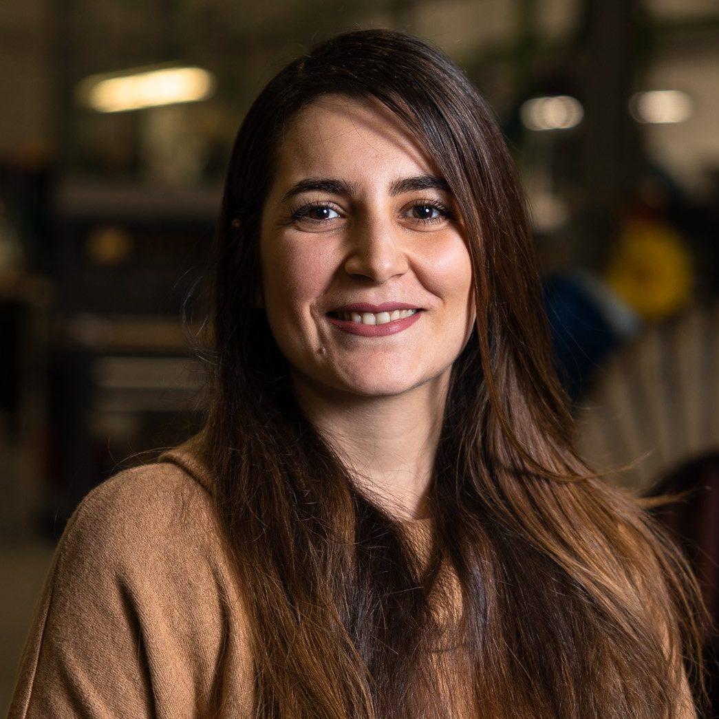 Ida Moghaddam