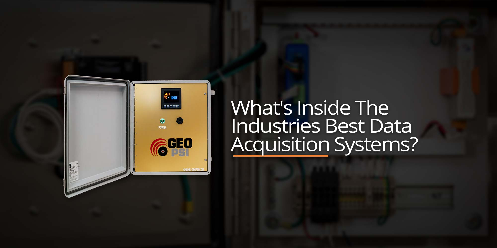 What's Inside The Industries Best Data Acquisition Systems?