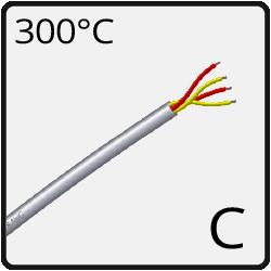 4mm-OD-PFA-Insulated-Type-K-Duplex-Thermocouples-300°C-GEO-PSI