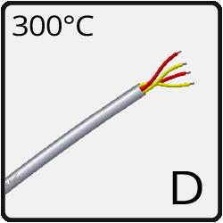 4mm-OD-PFA-Insulated-Type-K-Redundant-Single-Point-Thermocouple-300°C-GEO-PSI