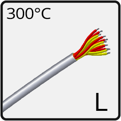 """0.375""""-18-Point,-19-Conductor-Type-K-300°C-Thermocouple-Bundle-GEO-PSI"""